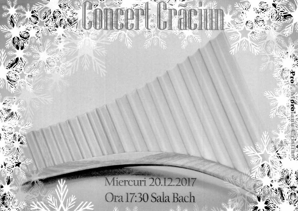 Concert Crăciun